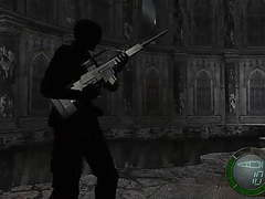 Resident evil 4-glitch what! happen to you leon videos