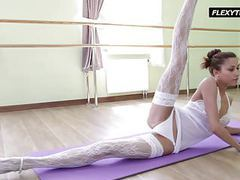Inrcedibly hot gymnast inessa movies at find-best-pussy.com