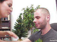 Natasha nice xmas fuck in the office movies at find-best-videos.com