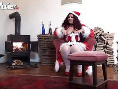 Redhead mother christmas solo movies at find-best-hardcore.com