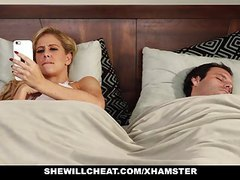 Shewillcheat - slut wife finds first bbc on social media movies at kilogirls.com