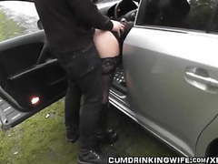 Wife gangbanged at highway rest area movies at find-best-panties.com