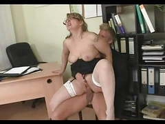 Mature fuck in office movies at kilopics.net