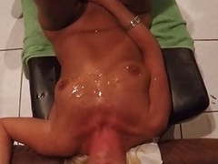 Mulitple guys cum all over my wife movies at freekilosex.com