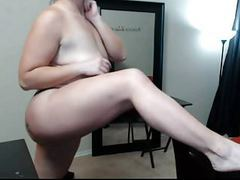 Jiggly thighs thick pawg ass shaking culona hips movies at freekilosex.com