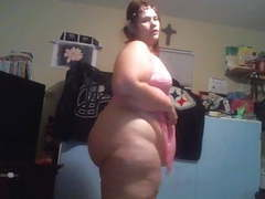 Bbw twerking in lingerie - cassianobr videos