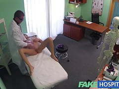 Fakehospital doctor gives a strong orgasm to fit young girl movies at freekiloporn.com