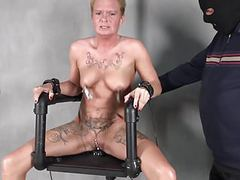 Electric chair under power movies at kilovideos.com