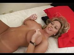 Blonde big tits milf fucks good (mc) videos