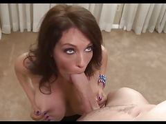 Stepmom is horny for him movies at kilopills.com