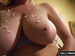 Kelly madison titty fuck and handjob cumshot tubes