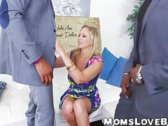 Hot blonde milf julia ann hammered in threesome by bbcs movies at find-best-mature.com