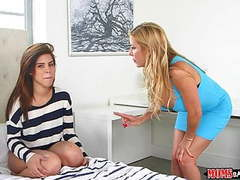 Moms bang teen  - mom catches couple movies at dailyadult.info