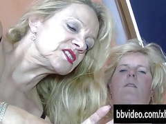 Bisexual german mature women fucking in threesome videos