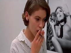 Alyssa milano - embrace of the vampire movies at find-best-videos.com