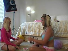 A game of strip poker features chicks with nice tits movies at kilosex.com