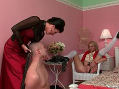 He is teased by the mistress he cannot fuck movies