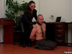Mistress whips his ass and back roughly videos