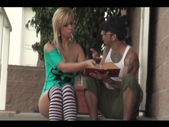 Tara lynn foxx models her amazing ass in public movies at kilovideos.com