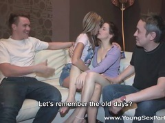 Young sex parties - sharing girlfriends is fun movies at find-best-ass.com