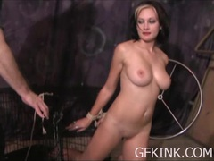 Slavegirl bdsm practice movies at adipics.com
