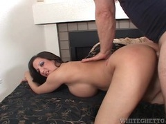 Curvy mom doggystyle and cock riding sex videos