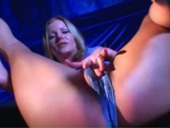 Amber michaels gives blowjob in lace lingerie tubes