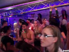 Dancing and stripping at a hot and wild party movies at sgirls.net