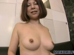 His creampie leaks from her japanese pussy videos