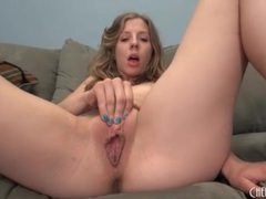 Hairy young pussy fucked by long glass dildo movies at kilopics.net