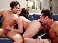 Kendra lust in a hardcore threesome movies