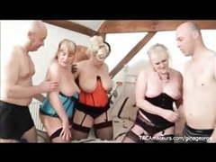 3 busty sluts and 3 horny guys movies