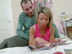 Step brother seduce virgin sister to hard first fuck movies at dailyadult.info