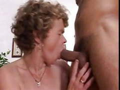 Skinny little titted granny likes cock movies at freekiloclips.com