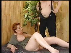 Redhead-shorthair milf fucked by general von midget movies at kilopills.com