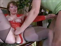 Fool-guy & sweet beautiful mom with saggy tits movies at sgirls.net