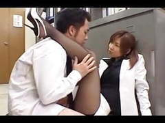 Erotic japanese office lady tubes at lingerie-mania.com