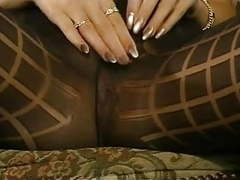 Feuchte fotzen in nylon pt.1 pantyhose fuck videos