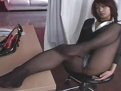 Hot japanese pantyhose (softcore) movies