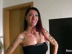 German sister caught him snif her panty and seduce to fuck movies at kilopills.com