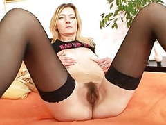 Skinny hairy pussy milf antonie first time video videos