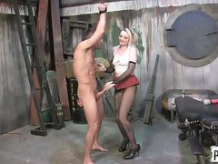 Captured by tank girl arielle aquinas + lance hart movies at find-best-babes.com