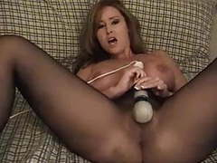 Pantyhose toy clip