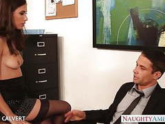 Beauty babe casey calvert fuck in the office movies at dailyadult.info