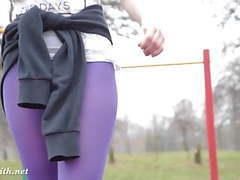 Jeny smith - pantyhose training movies at adspics.com