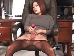 Asian seamless pantyhose with dildo pjm videos