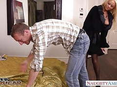 Blonde cougar nikita von james fuck tubes