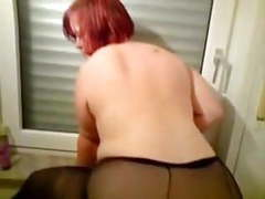 German big beautiful woman in black  pantyhose movies at find-best-tits.com