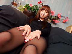 Japanese girl show pantyhose feed movies at freekiloclips.com