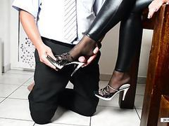 Slave milking therapy movies at freekiloporn.com